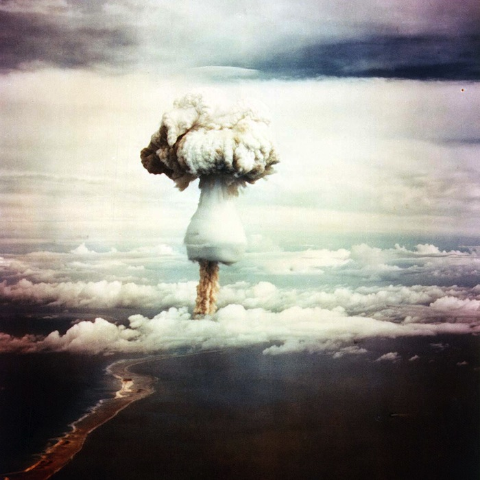 """""""WHEN THE ATOM BOMB FELL"""" BY KARL & HARTY (1946) 