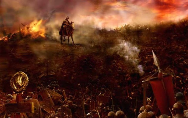The Punic Wars were a series of wars between the world's greatest superpowers of the era, Rome and Carthage.