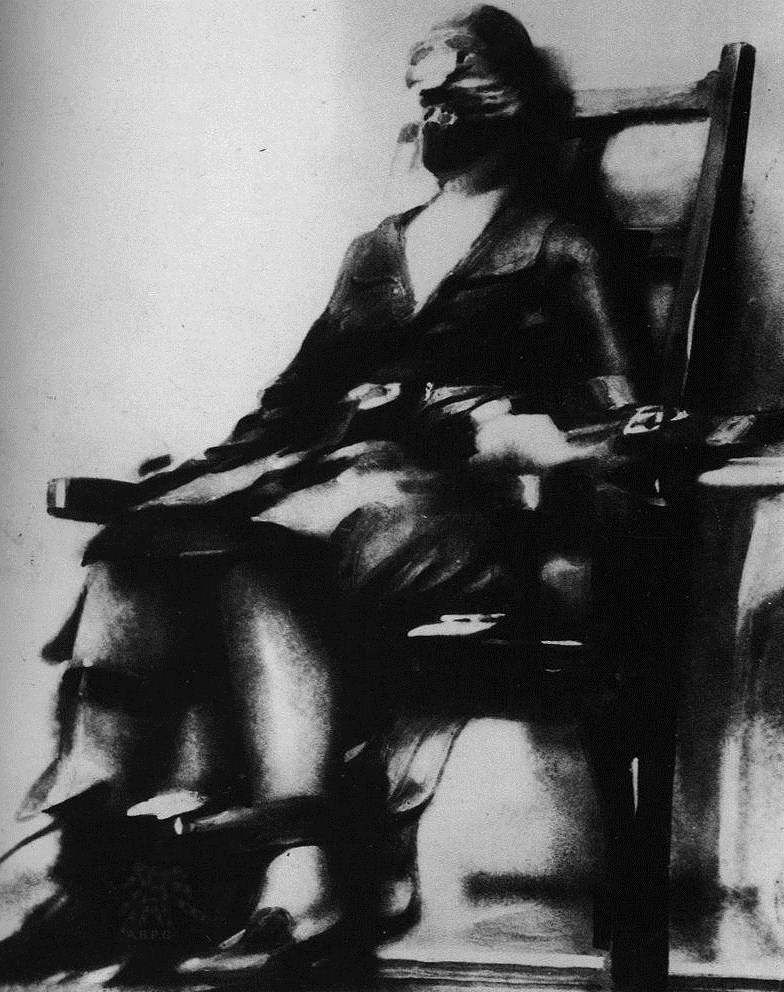 1928 electric chair execution of Ruth Snyder – the second woman to ...