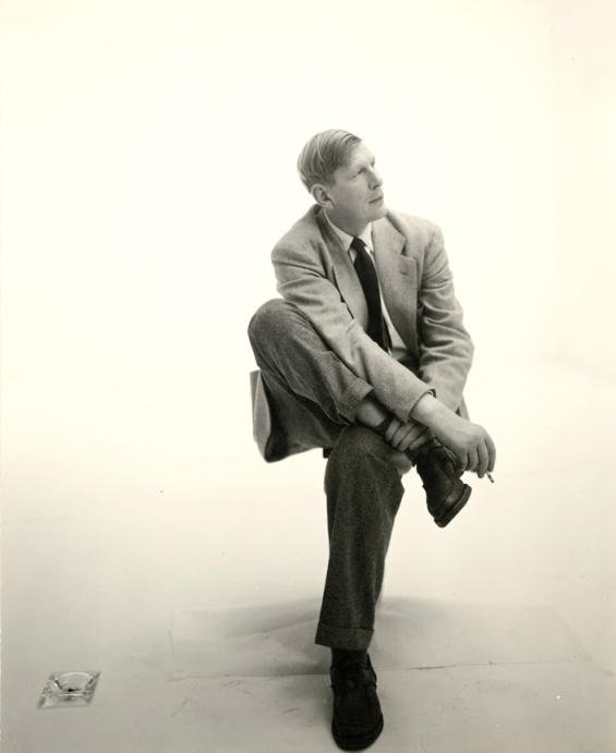 WYSTAN HUGH AUDEN, 1948
