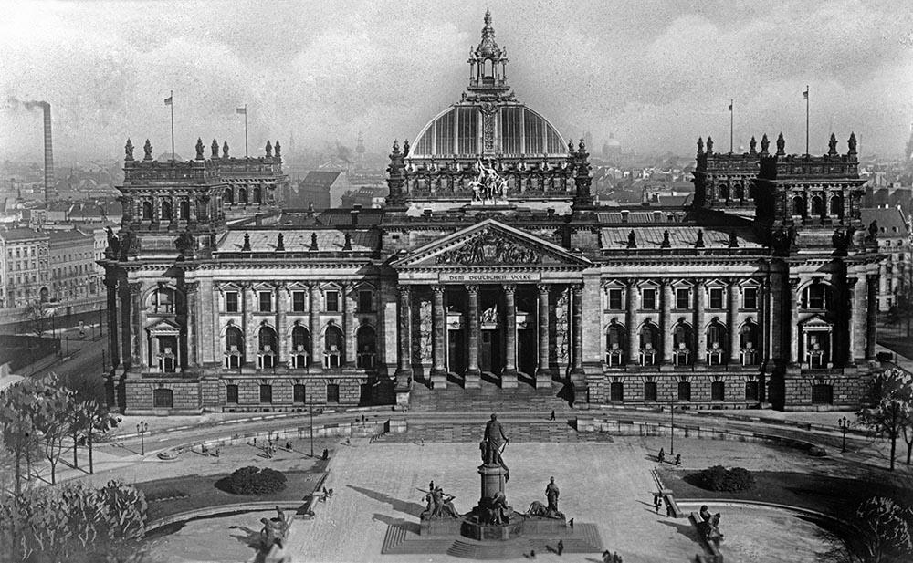 Resultado de imagen para reichstag 1933