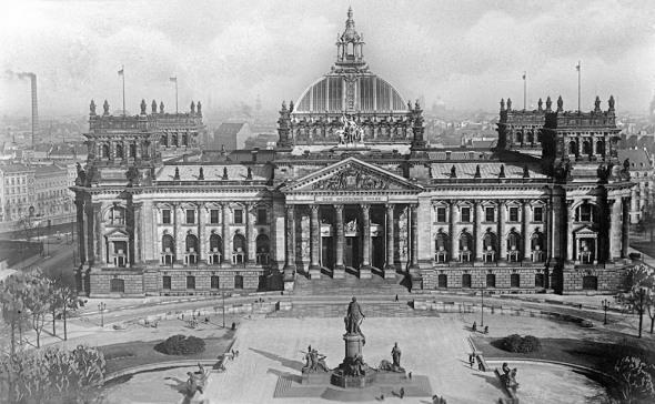Reichstag, 1894
