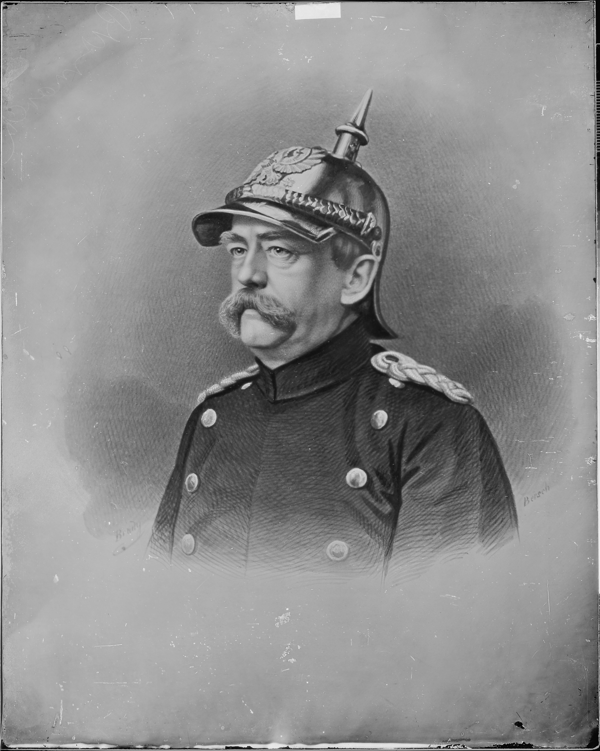 a biography of otto von bismarck The love letters of bismarck being letters to his fiancée and wife, 1846–1889 authorized by prince herbert von bismarck and translated from the german under the supervision of charlton t lewis at archiveorg.