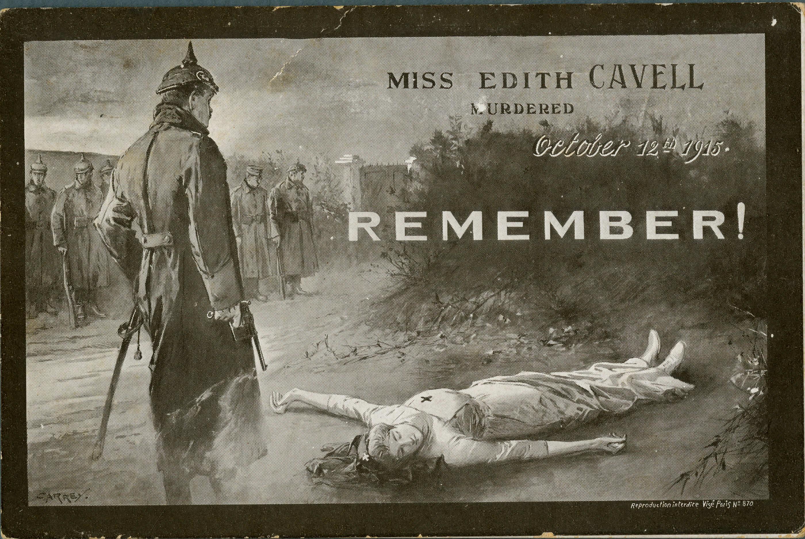 Edith Cavell Biography