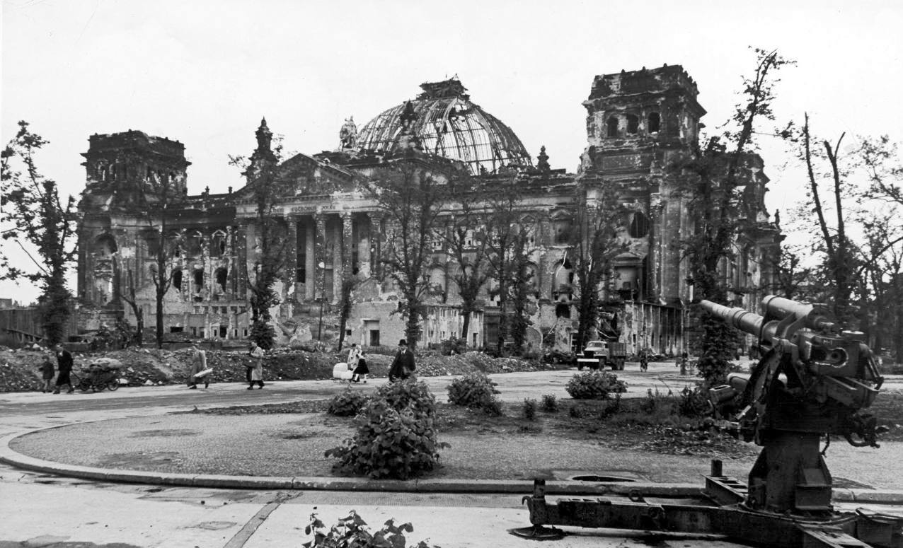 The Reichstag Fire, Berlin, (February 27, 1933.) | I hope ...
