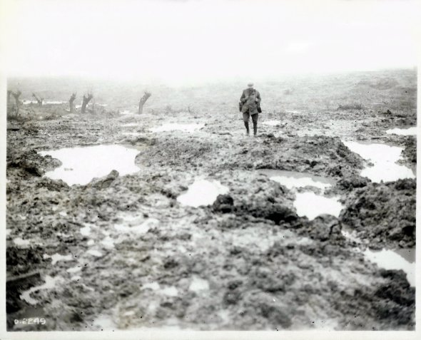 Second_Battle_of_Passchendaele_-_Field_of_Mud_
