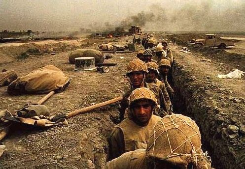 War Between Iran And Iraq About The Iran Iraq War
