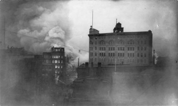 800px-Great_Baltimore_Fire_-_Guggenheimer_and_Weil_building