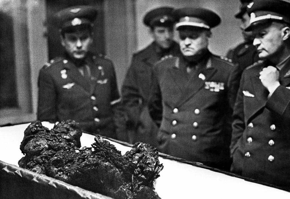 Image result for vladimir komarov state funeral