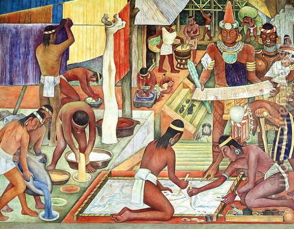 The-Tarascan-Civilisation,-1942