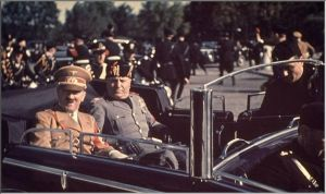 hitler-mussolini-florence-italy-second-world-war-ww2--rare-amazing-incredible-pics-pictures-images-photos-nazi-germany