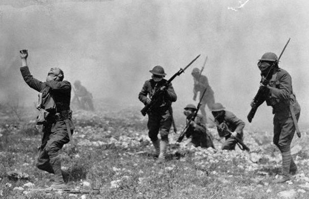 the effects of war on a soldier essay