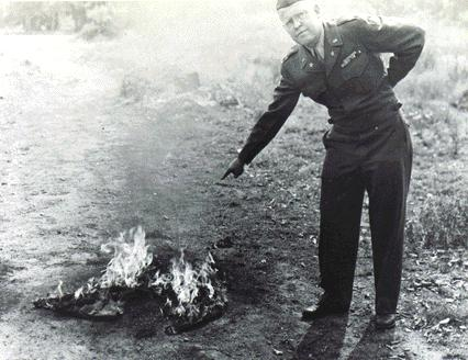 Führer Führer Hosen auf Feuer?