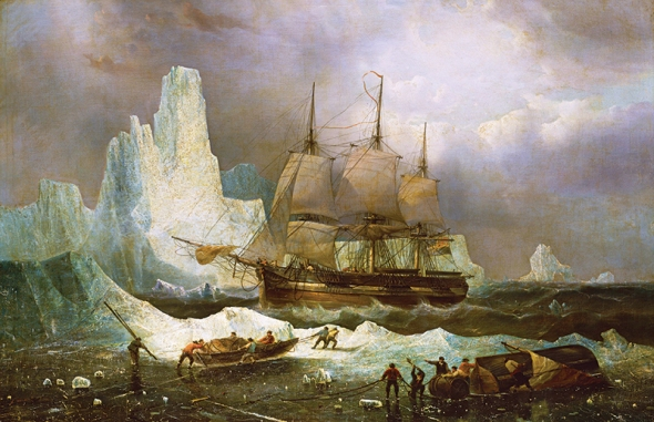 The-lost-ships-of-the-Franklin-Expedition-lg
