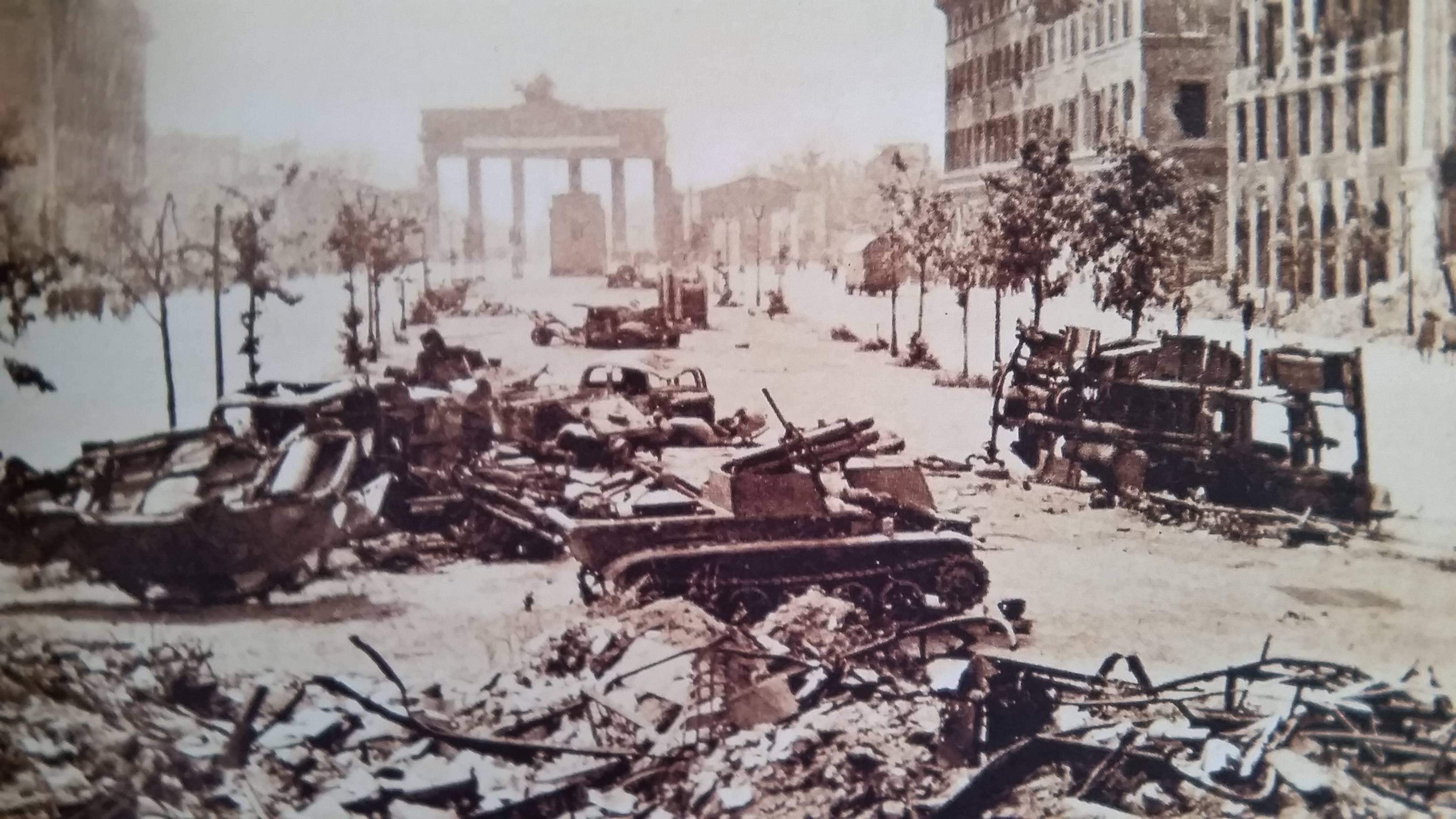 Pictures berlin after wwii What did your Berlin home look like after WWII? - The Local