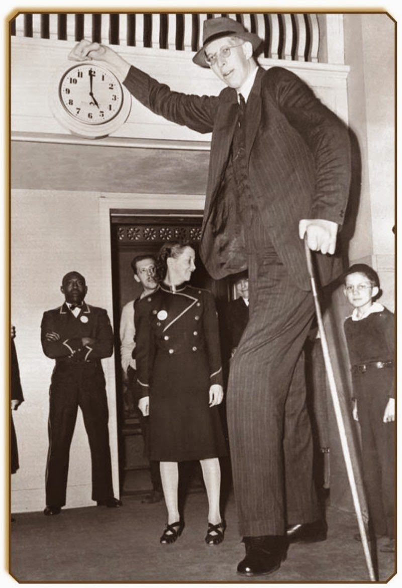 robert wadlow i hope to be remembered for my atrocities